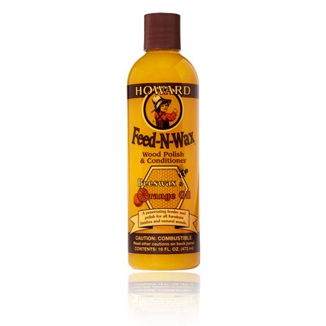 Chất làm bóng và dưỡng ẩm cho gỗ Feed-N-Wax chai 140ml - FW0004