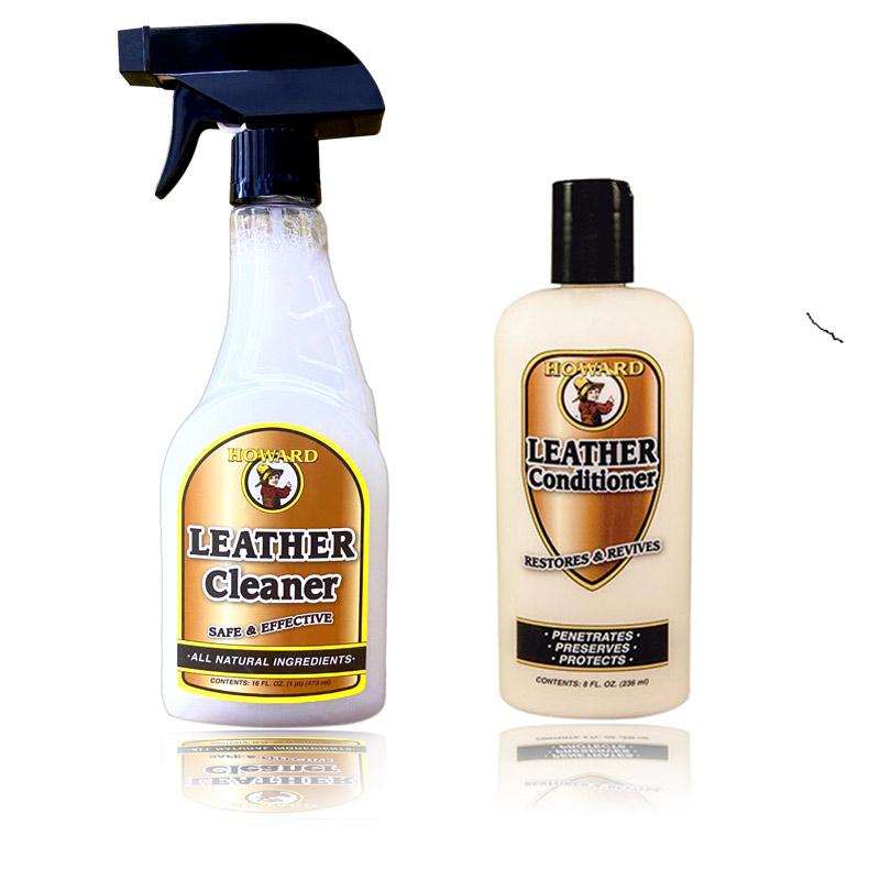 Combo Chăm sóc đồ da làm sạch và dưỡng ẩm da thật cao cấp