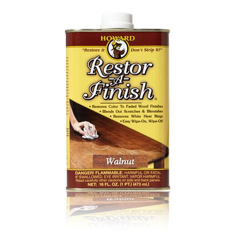 Dung dịch phục hồi màu sắc và xóa vết xước đồ gỗ  Restor A Finish