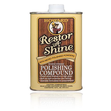 Dung dịch phục hồi và làm sáng bóng đồ gỗ Restor A Shine - RS0016