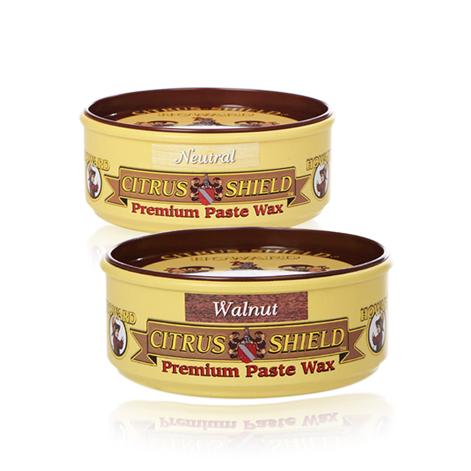Kem sáp làm bóng và bảo vệ gỗ Citrus Shield Paste Wax
